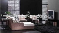 LIVING ROOM SOFA SET/ WATER-HYACINTH FURNITURE 00038
