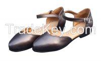 Leather Ladies Sandals