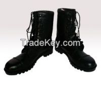 Leather Defence Boot
