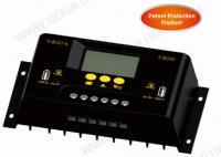 LCD Solar Controller, PWM, DC/USB, 60V/72V/96V, 50A/60A/100A/120A, CE/ROHS