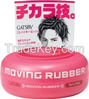 GATSBY MOVING RUBBER from Japan