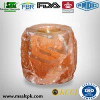 Himalayan Salt Tealight Natural Candle Holder