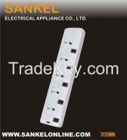 BS socket outlet