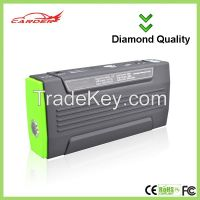13600mAh 12V car emergency tools jump starter for v