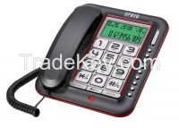 Regualr Caller ID ,big button corded telephone