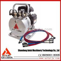 Hydraulic Pump CE Engineer Pump Double Output for Emergency Power Pack