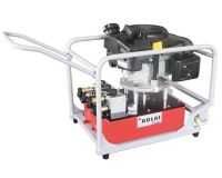 Hydraulic Rescue Equipment Motor Pump Triple Output