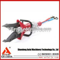 EN13204 CERTIFICATE traffic accident hydraulic spreader and cutter tools GOOD PRICE