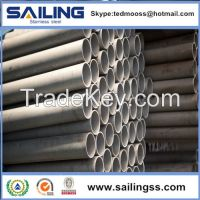 Stainless Steel 316 304 Welded or Seamless Tube Polish Customized sizes