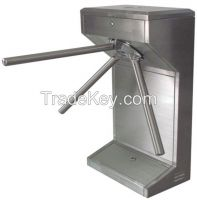 Semi-auto 304 stainless steel RFID Smart Tripod Turnstile