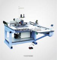 Auto-Rounding Sewing Machine