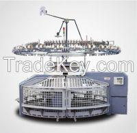 High Speed Open-width Circular Knitting Machine YX-OP