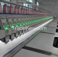 Computerized Commercial Embroidery Machine For Lace