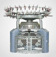 High Speed Computerized SingleJersey Jacquard Machine