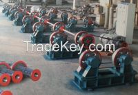 high efficiency prestressed concrete pole machine
