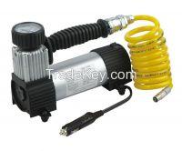 portable air compressor car mini tire inflator electric air pump 12v