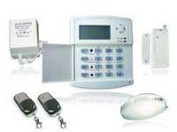 Wireless alarm system-o