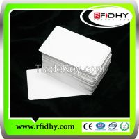 125kHz/13.56MHz Smart RFID Em/ Mifare Card for Identification / Access Control