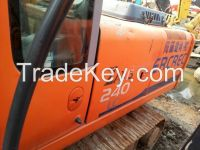 Used Hitachi ZX240LC Crawler Excavator