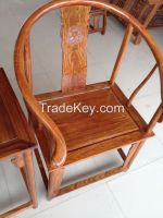 100% rosewood 3 sets room