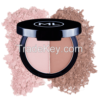 BLUSH CONTOUR POWDER DUO