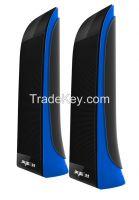 2.0 wish tower USB speaker