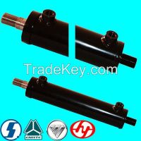 DZ95319470001 China Auto Parts: Power Steering Hydrolic/Hydraulic Piston Cylinder  Double Acting  of Heavy Truck for sale