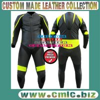 MOTOR BIKE LEATHER RACING SUIT