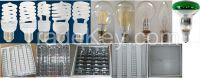 Lighting fixture/Louver luminaire/LED Filament Bulb/Energy-saving lamp