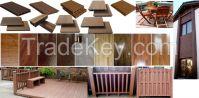 Railing/flooring/wpc decking/ wall panel/fencing
