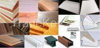 Okoume/Plywood/Engineered veneer/Melamine board/PVC Fence & panel