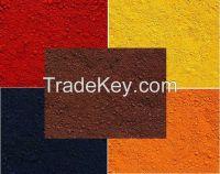 pigment/Iron oxide