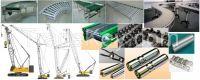 Conveyor Roller/conveyor chain/Crane Crawler/Flat Belt Conveyor