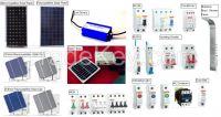 Solar Panel/Led Driver/Solar Power /Isolating Swatch/RCBO/RCCB/MCB/AC