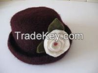 Wool felt items
