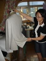 High quality clothing made by our tailors in Shanghai