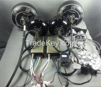 273 Dual 8000W E-car motor conversion kits