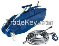Manual Wire rope Pulling Hoist 5.4T
