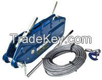 Manual Wire rope Pulling Hoist 3.2T