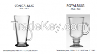 Conical & Royal Mugs