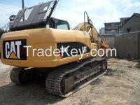 Used Crawler Excavators  Cat 320D