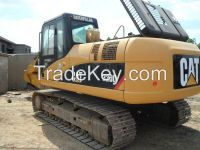 Used Crawler Excavators  Cat 320D