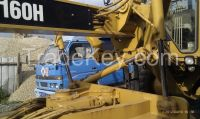 Used Motor Graders CAT 160H