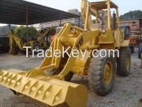 Used Wheeled Loaders CAT 910F-2