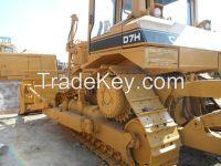 Used Bulldozers CAT D7H