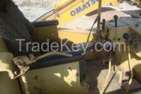 Used Bulldozers CAT D6C