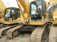 Used Crawler Excavators Komatsu PC200-8