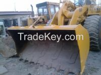 Used CAT 966F Wheeled Loaders
