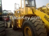 Used Wheeled Loaders CAT 966E