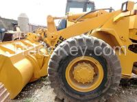 Used CAT 936E Wheeled Loaders